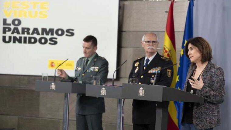 España confirma su tendencia a la baja con 674 muertes en las últimas 24 horas