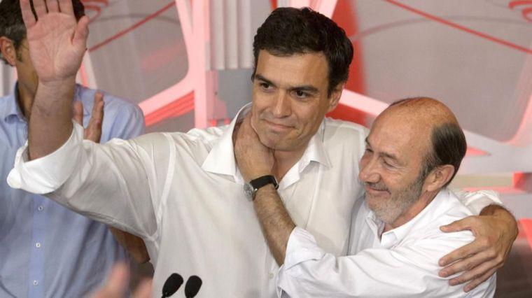 Lo que decían Rajoy, Rubalcaba y Pedro Sánchez de Pablo Iglesias