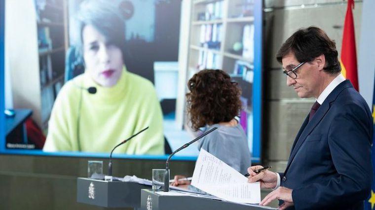 Sánchez inicia los contactos con los partidos 'para trabajar en la reconstrucción social y económica de España'