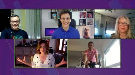 'Qarenta', presentado por Christian Gálvez, amplía su emisión en simulcast a Be Mad y Mitele