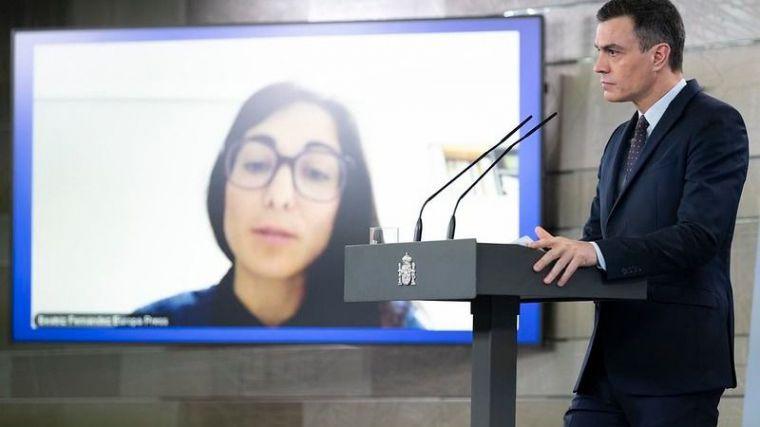 Sánchez avanza que la desescalada será 'asimétrica y lenta'