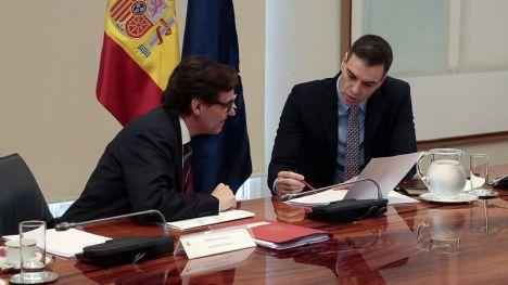 """Sánchez tiene previsto inaugurar este martes la """"mesa de reconstrucción"""""""