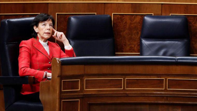 Celáa sale en defensa del Gobierno: 'No podemos aceptar que haya mensajes negativos o falsos'