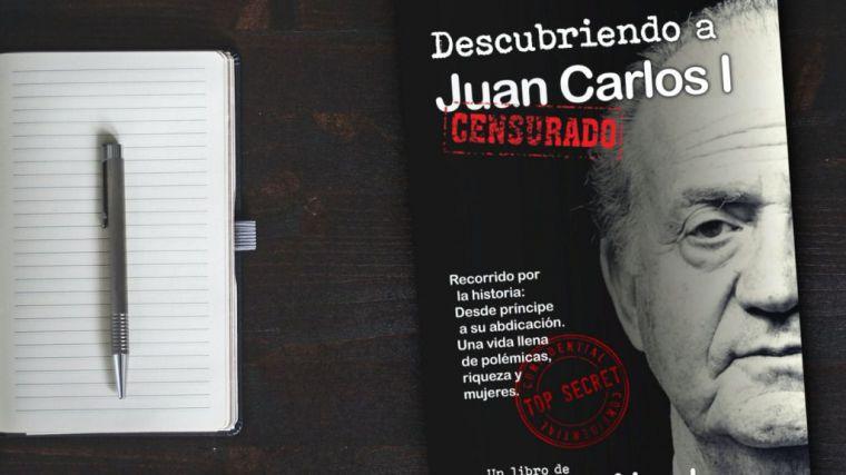 Día del libro: Joaquín Abad ahonda en la figura de Juan Carlos I