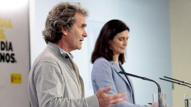 España supera los 100.000 curados de coronavirus ante un ligero repunte de muertes