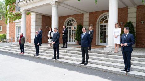 Pedro Sánchez preside la firma del Acuerdo Social en Defensa del Empleo