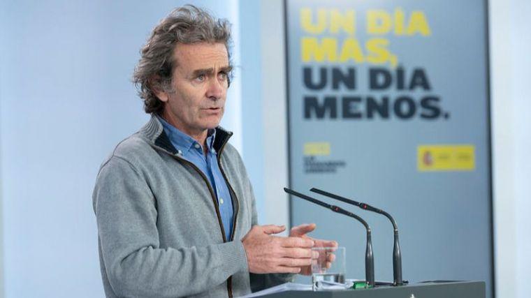 Ligero incremento de muertes y contagios en España en las últimas 24 horas