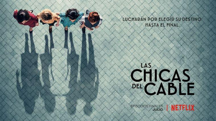 Netflix pone fin a su primera serie española, 'Las chicas del cable'