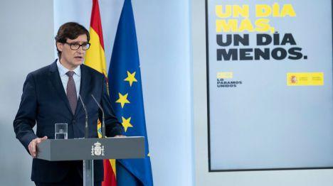 Salvador Illa anuncia nuevas medidas de flexibilización en aplicación del Plan para la Transición hacia una 'Nueva Normalidad'