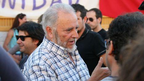 Muere Julio Anguita a consecuencia de la parada cardiorespiratoria que sufrió la pasada semana