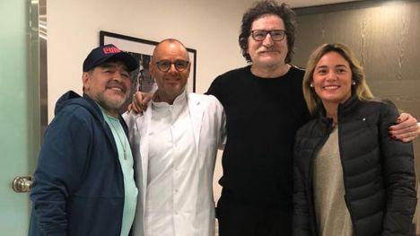 Detenido el falso médico de Maradona