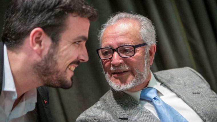Alberto Garzón sobre Julio Anguita: 'Hemos perdido al más grande'