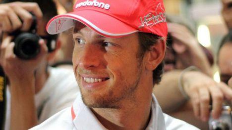 Button recela de la llegada de Alonso a Renault