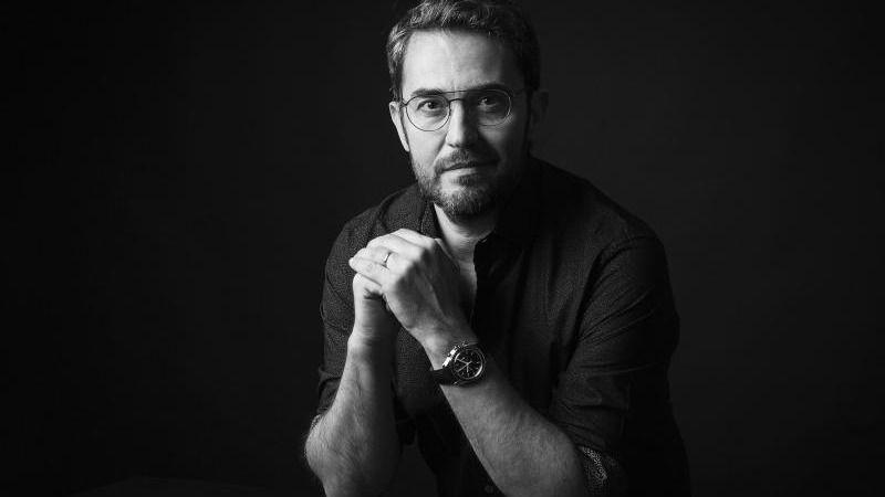 Máximo Huerta reivindica en su última novela 'la necesidad de ser libres'