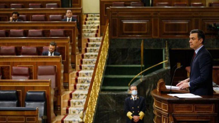 Sánchez defiende el estado de alarma porque 'la legislación ordinaria es insuficiente'