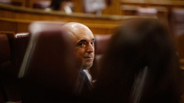 Simancas defiende a Lastra: 'Si hoy hay Gobierno, es gracias a su gran trabajo'