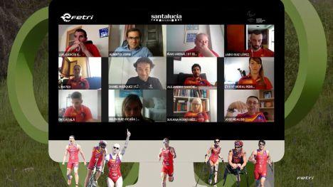 La Mesa Redonda de la #ParaTriarmada presenta las aspiraciones españolas a las medallas en Tokio 2021