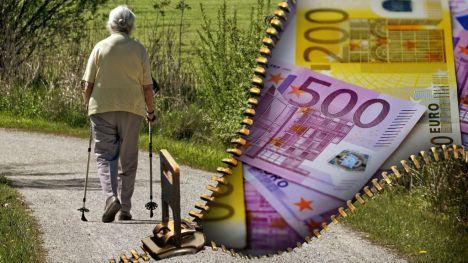 El coronavirus provoca la primera caída menusal en el gasto en pensiones