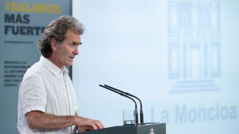 España suma 35 muertes y 194 contagios por coronavirus en las últimas 24 horas