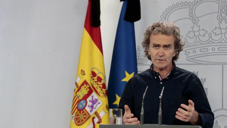 Fernando Simón: 'Un brote por una pequeña fiesta inocente podría ser el inicio de otra epidemia'