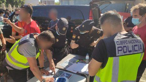 Batidas de búsqueda con voluntarios para localizar a un joven desaparecido en Palma