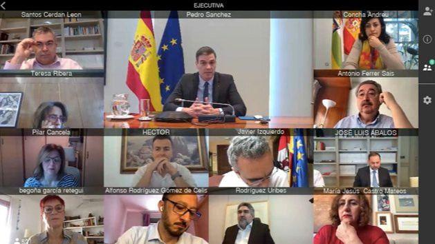 'Avanzar y proteger', las dos claves del PSOE para hacer frente a la reconstrucción