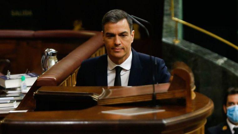 Sánchez: 'No usemos la bandera como un arma que separa ni usemos el nombre de España en vano'