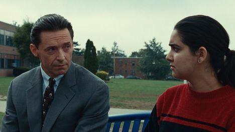 Hugh Jackman y Allison Janney aterrizan en HBO este viernes con 'La estafa (Bad education)'