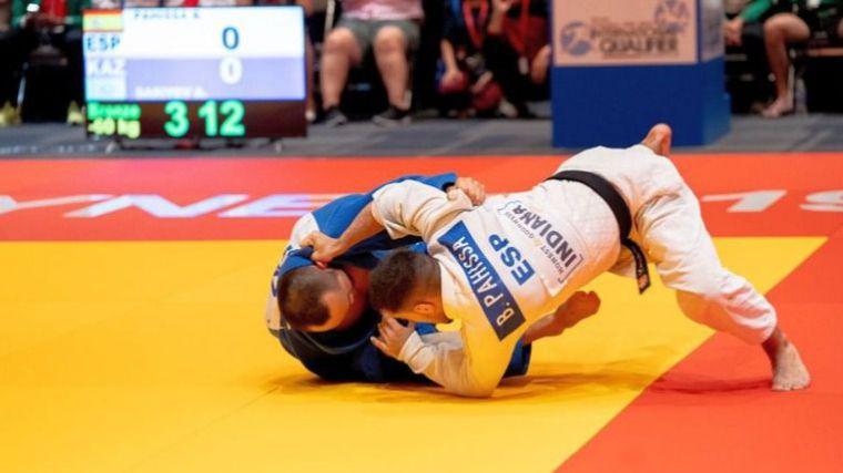 Borja Pahissa, judoka paralímpico: 'Voy a dejarme hasta la última bocanada de aire para estar en Tokio'