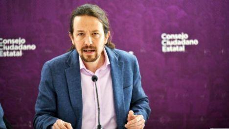 Iglesias proclama que el Ingreso Mínimo Vital 'ha venido para quedarse' y apuesta por uno similar en la UE