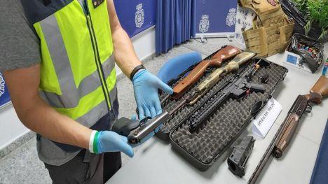 Detenidos siete miembros de un clan familiar presuntamente implicados en varios tiroteos