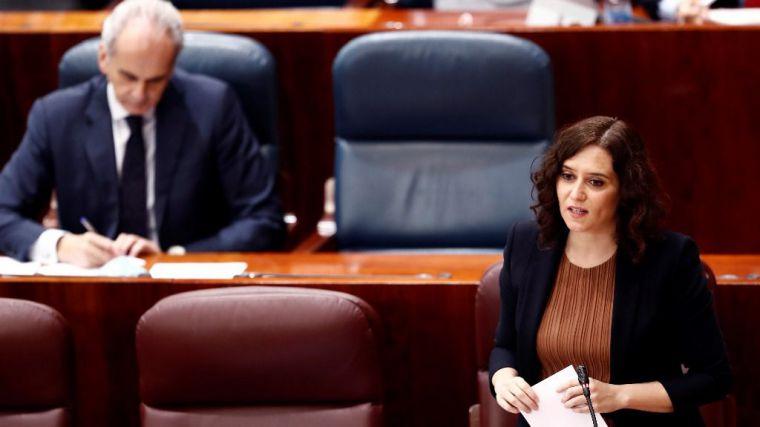 El PSOE pide el cese del consejero de Sanidad de Madrid por lo ocurrido en las residencias