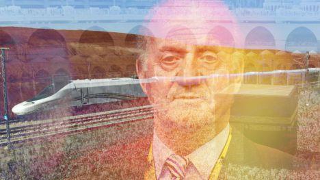 La Fiscalía General del Estado asume la investigación de las comisiones del AVE que salpican a Juan Carlos I