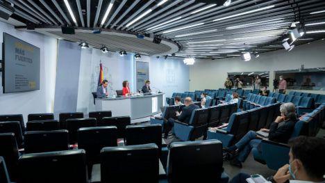 El primer Consejo de Ministros presencial aprueba el real decreto-ley para la denominada nueva normalidad