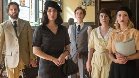 Broche de oro para 'Las chicas del cable' en Netflix