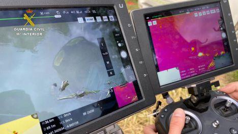 Finalizada la búsqueda de un posible reptil en la confluencia del río Duero-Pisuerga
