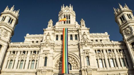 Madrid tiene más de seis ataques de odio a la semana contra el colectivo LGTB