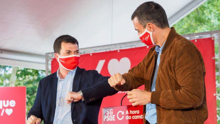 Sánchez contrapone el 'modelo' del PP del 'sálvese quien pueda' al de 'no dejar a nadie atrás' del PSOE