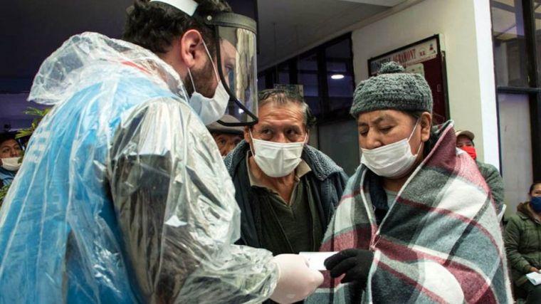 América Latina se aproxima al pico de casos de coronavirus