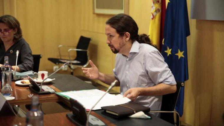 Iglesias ve 'legítima' la crítica a los periodistas