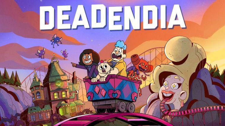 'DeadEndia' llega a Netflix con una nueva serie de animación