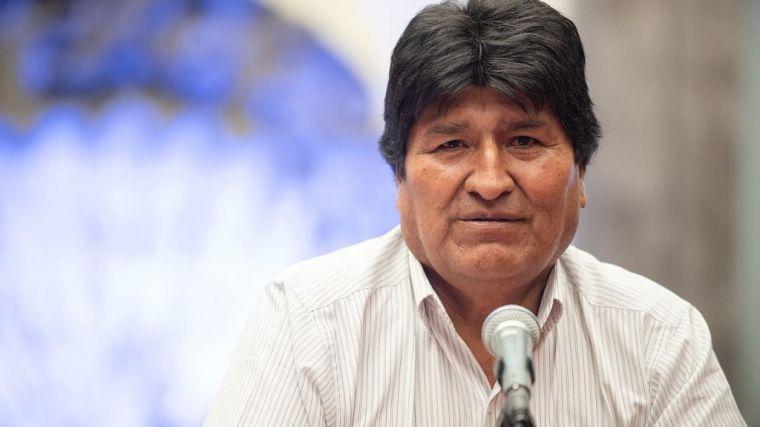 IU rechaza la acusación construida por la Fiscalía contra Evo Morales