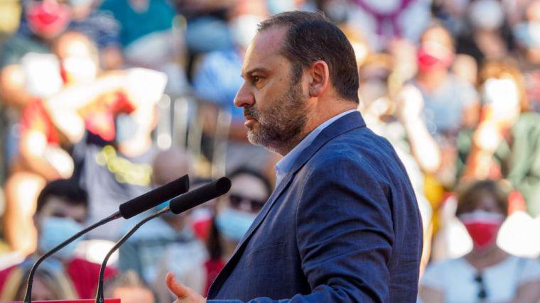 Ábalos asegura que la 'estrategia de crispación' del PP es lo que ha fracasado en las vascas y gallegas