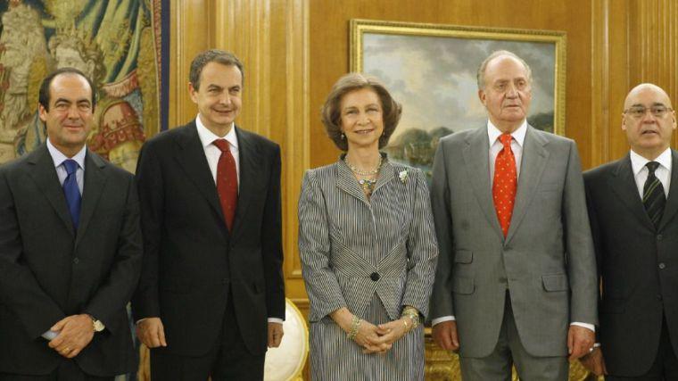 Zapatero pide al Gobierno las medidas necesarias sobre la Corona para que goce de la 'máxima autoridad y credibilidad'