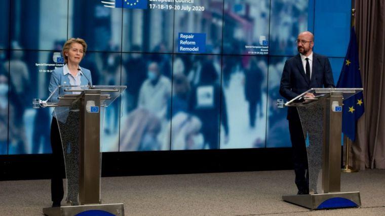 IU señala el 'fracaso de la derecha, en especial la española' en Europa
