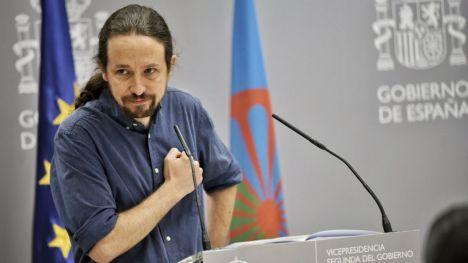 Iglesias pide perdón al pueblo gitano en nombre del Gobierno por el