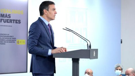 Sánchez: 'Nos quedan todavía meses duros por delante'