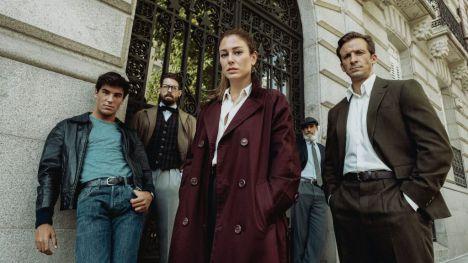 Netflix: Comienza el rodaje de 'Jaguar' con Blanca Suárez y Óscar Casas