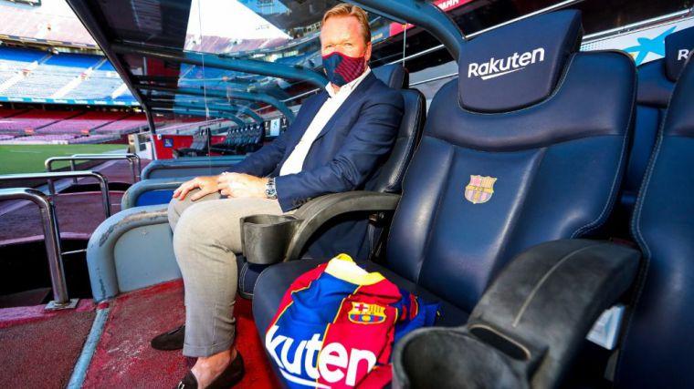 El FC Barcelona ya tiene nuevo entrenador