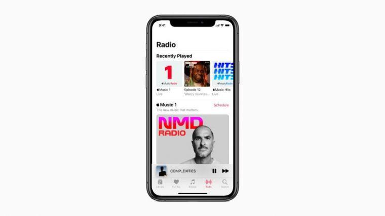La radio, el nuevo objetivo de Apple